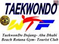 Taekwondo Dojang- Tourist club area