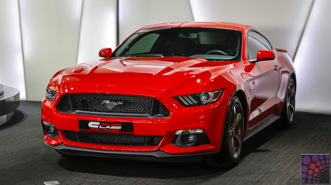 2015 mustang gt in dubai release date price and specs. Black Bedroom Furniture Sets. Home Design Ideas