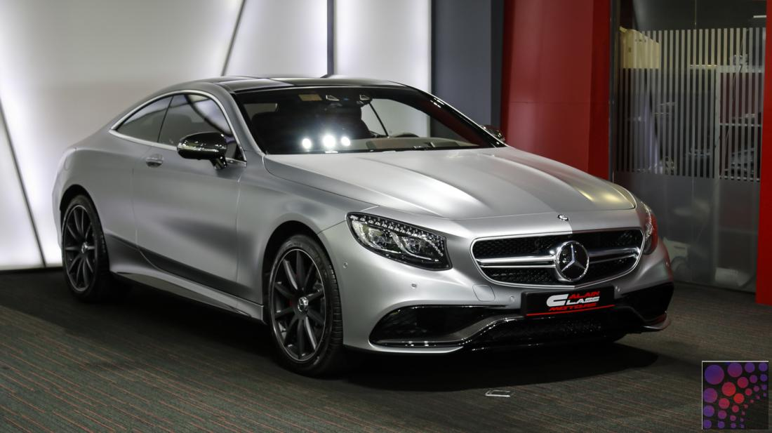 Mercedes benz s63 amg coupe 4matic 2016 for Mercedes benz s63 amg price