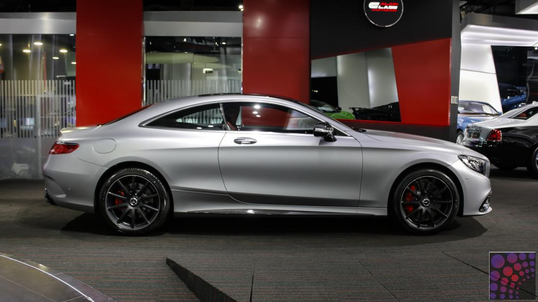 Mercedes benz s63 amg coupe 4matic 2016 for Mercedes benz s63 amg coupe price
