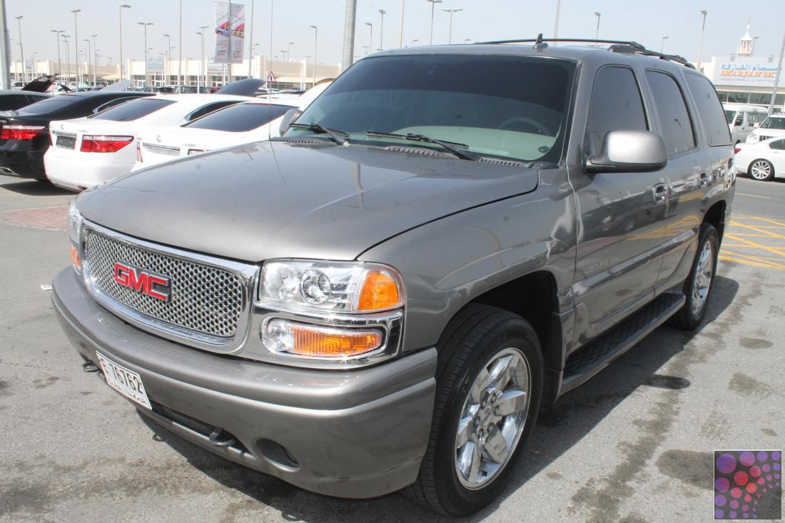2006 gmc review yukon: