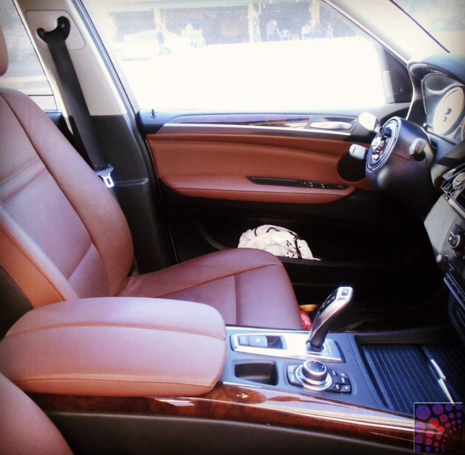 change car leather interior in uae sharjah uae