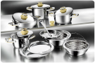 Top quality cookware in Abu Dhabi