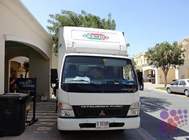 Top Office Movers in Dubai